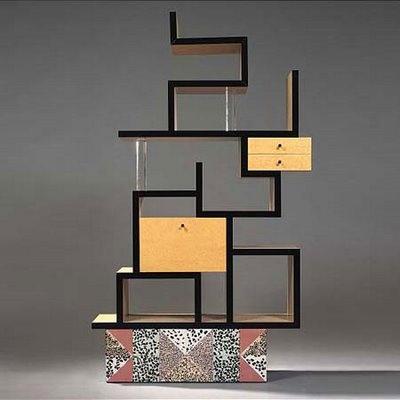 Ettore Sottsass diseño